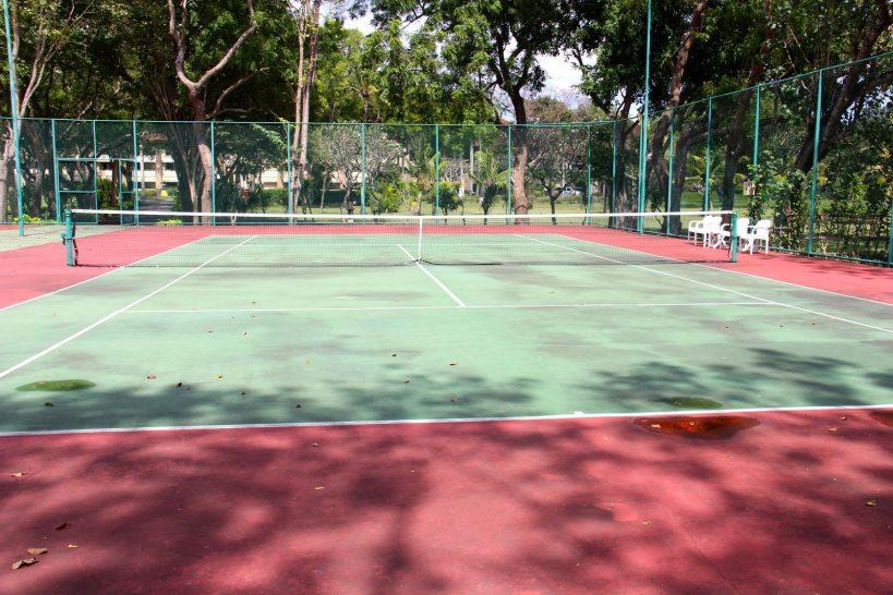 Intercontinental Bali Resort Tennis