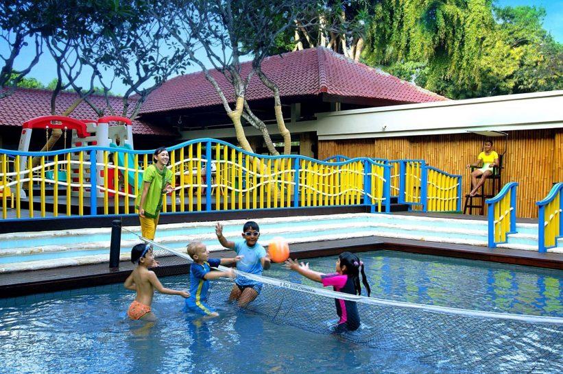 Intercontinental Bali Resort kids club