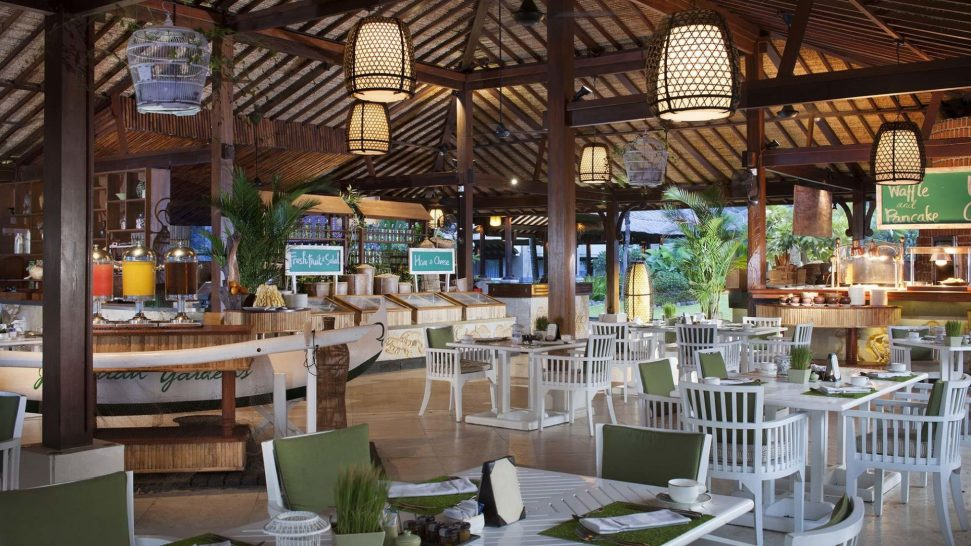 ntercontinental bali resort jimbaran cafe
