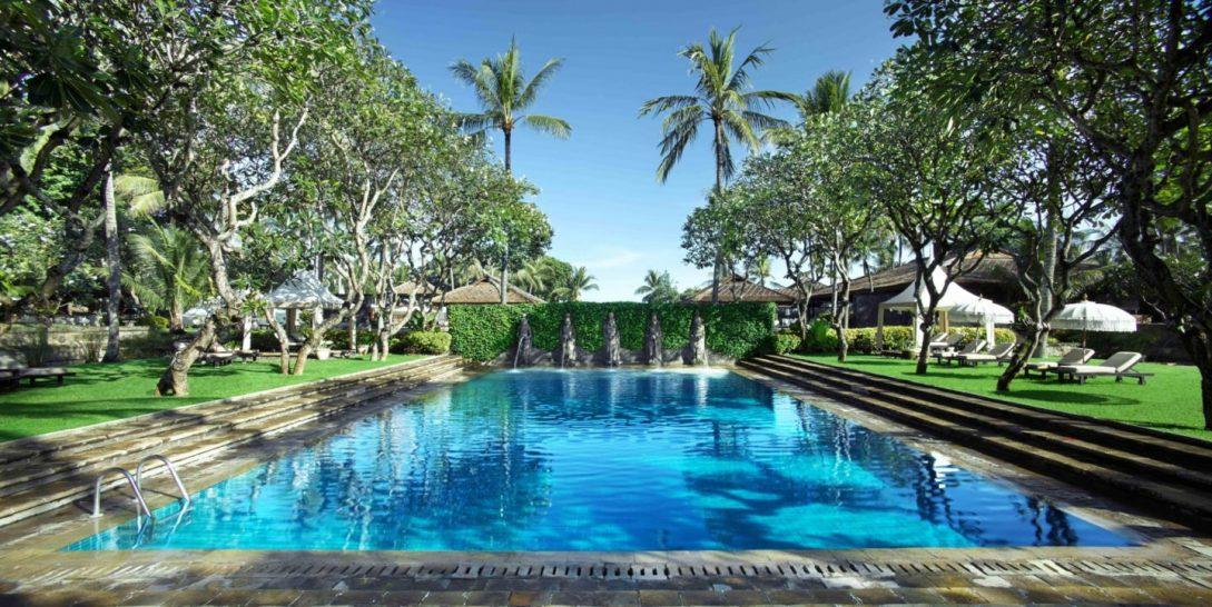 Intercontinental bali resort jimbaran pool