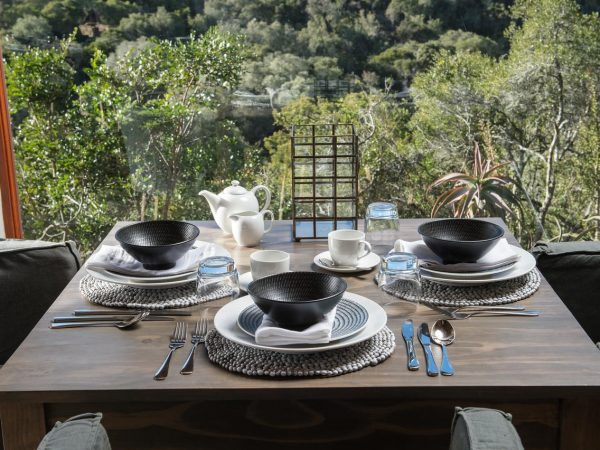 Inzolo Exclusive Game Lodge Private Dining