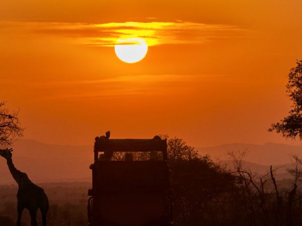 Inzolo Exclusive Game Lodge Sunset View