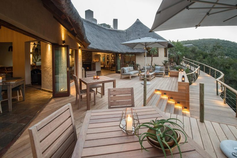 Inzolo Exclusive Game Lodge View