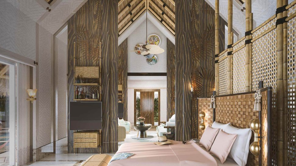 Joali Maldives Family Beach Villa With Two Pools