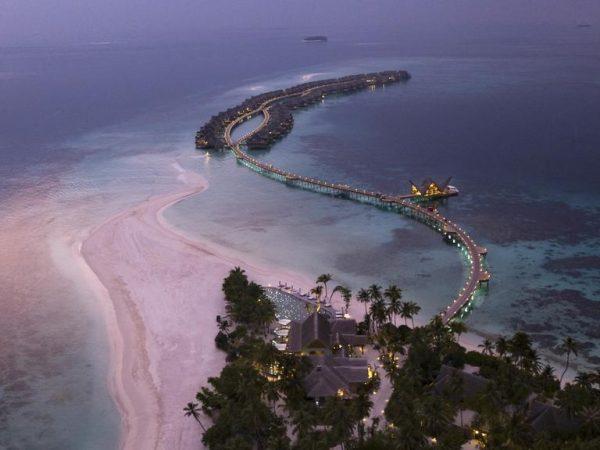 Joali Maldives Night