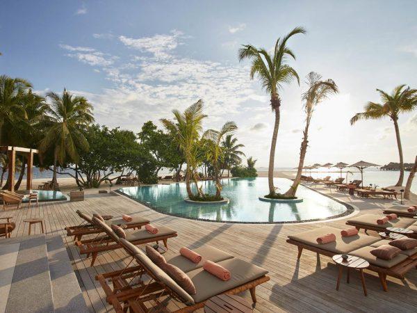 Joali Maldives Pool