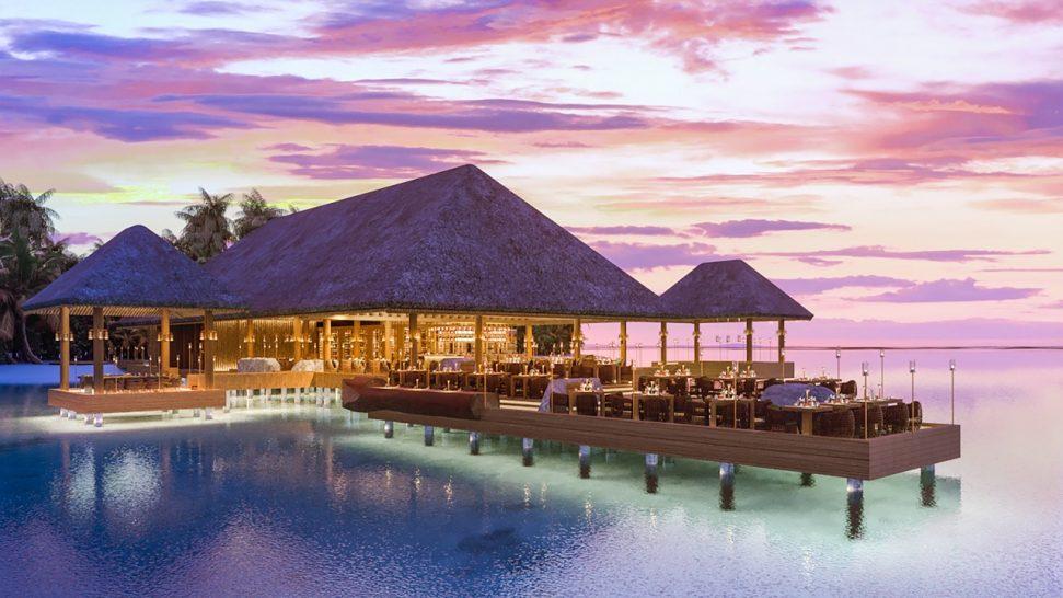 Joali Maldives Saoke