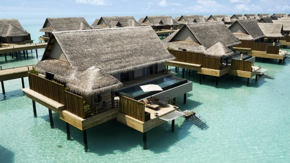 Joali Maldives Sunset Water Villa With Pool