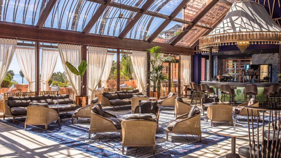 Kempinski Hotel Bahia Estepona Black Rose the Bar
