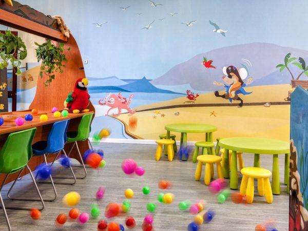 Kempinski Hotel Bahia Estepona Kids Klub