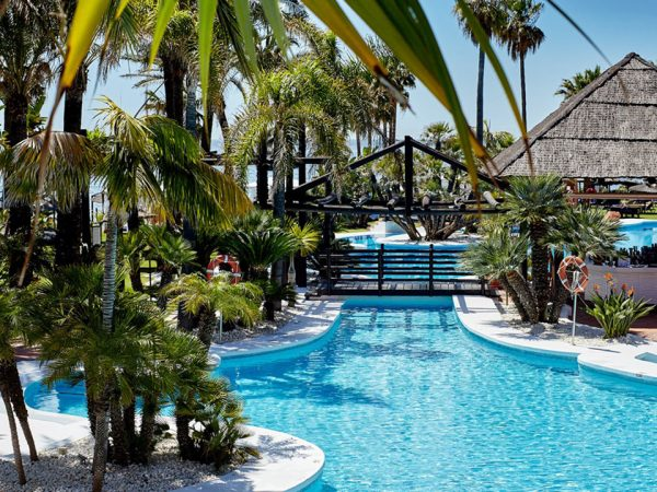 Kempinski Hotel Bahia Estepona Spiler Pool Bar