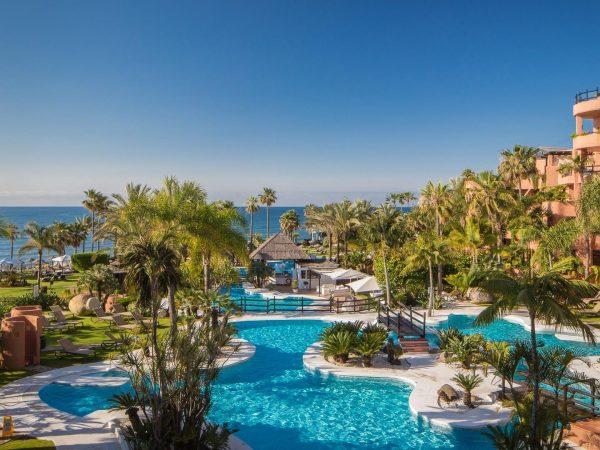 Kempinski Hotel Bahia Estepona View