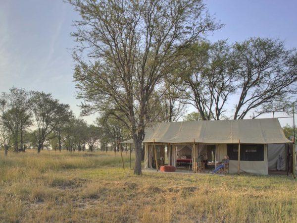 Kimondo Camp Exterior