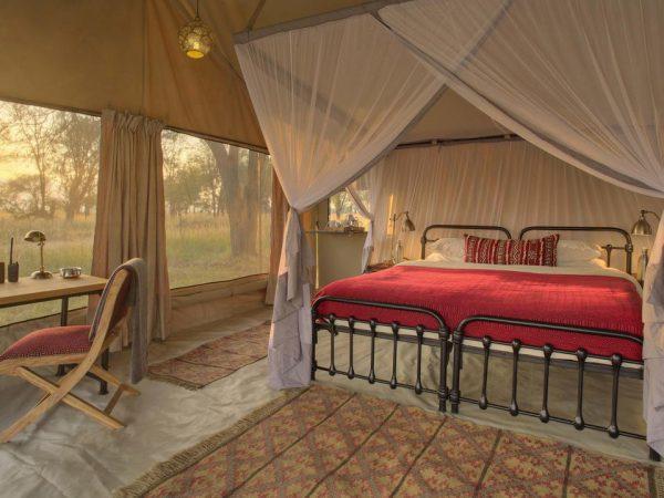 Kimondo Camp Guest Tent