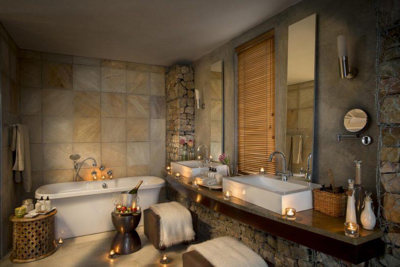 Kwandwe Ecca Lodge Bathroom