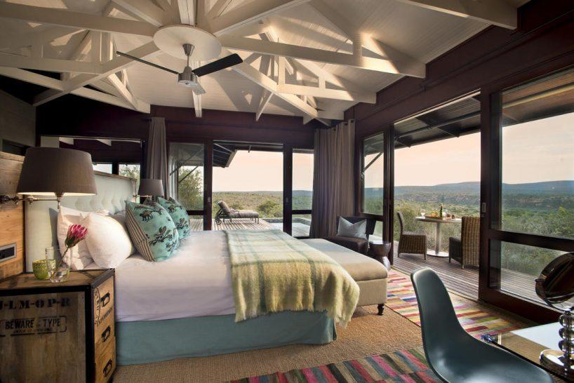 Kwandwe Ecca Lodge Couple Suite