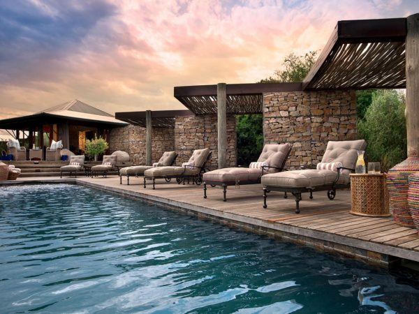 Kwandwe Ecca Lodge Pool