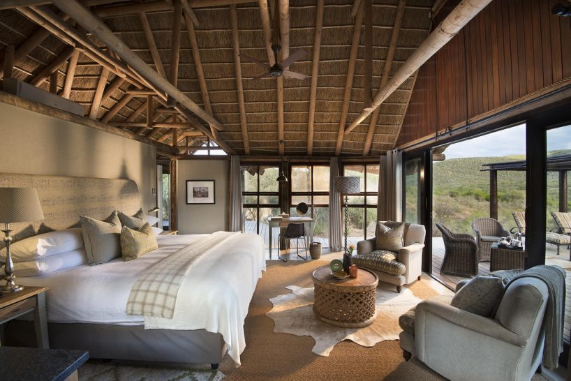 Kwandwe Great Fish River Lodge Nine Luxurious Suite