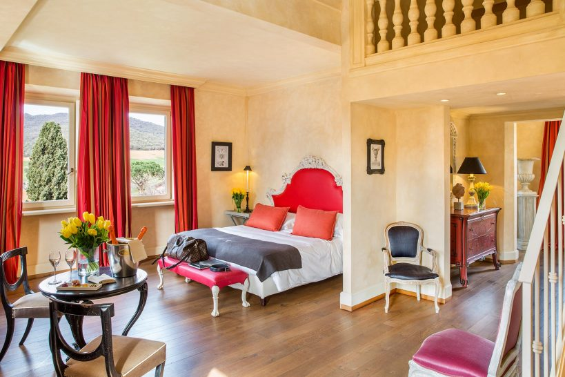 L'Andana Junior Suite
