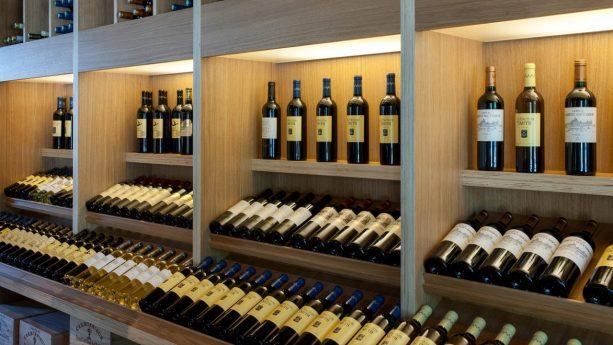 Les Sources De Caudalie Wine Tasting