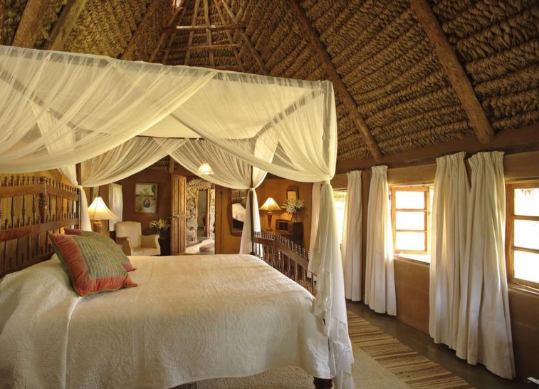 Lewa Wilderness Family Cottages or Garden Rooms