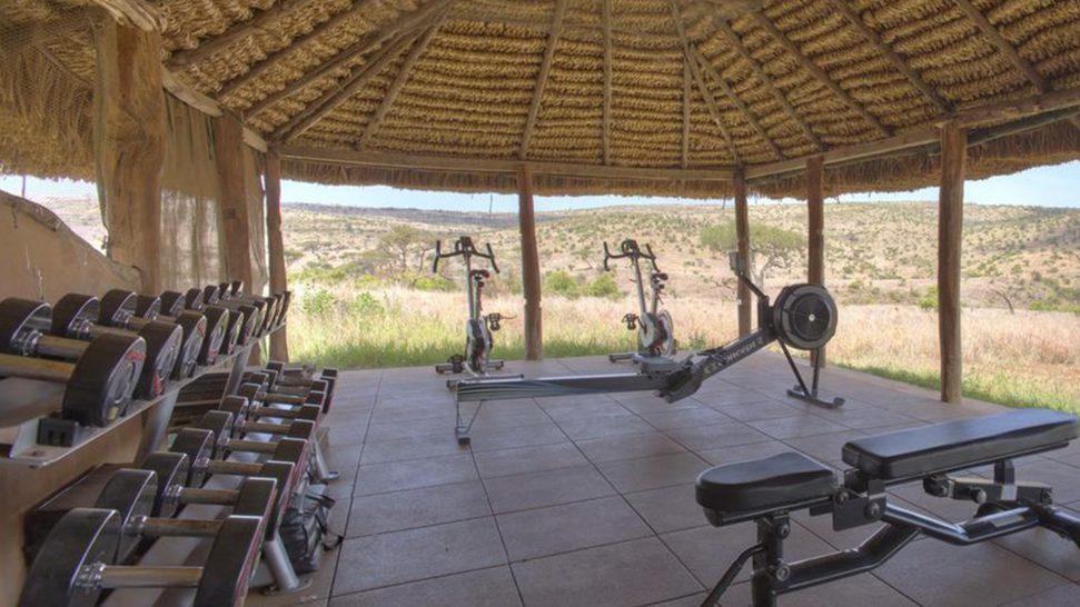 Lewa Wilderness Gym