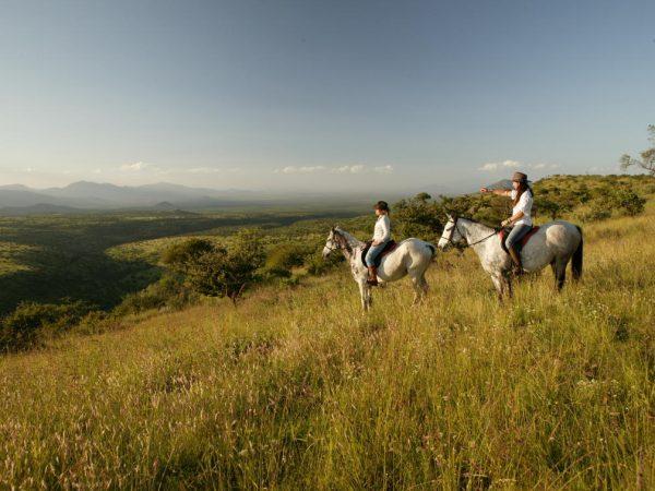 Lewa Wilderness Horse Riding