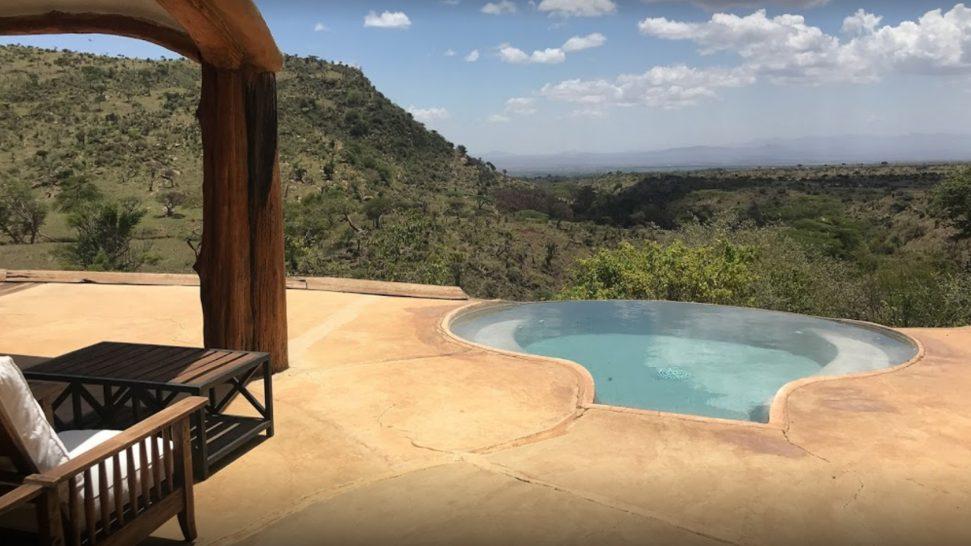Lewa Wilderness Pool