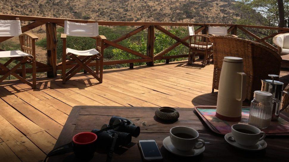 Lewa Wilderness Tea