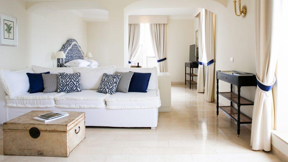 Mezzatorre Hotel and Spa Bellevue Suite