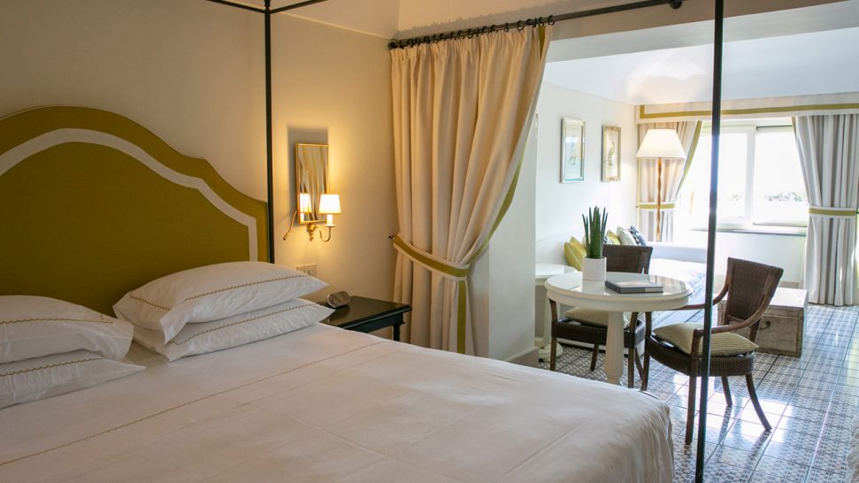 Mezzatorre Hotel and Spa Deluxe Suite