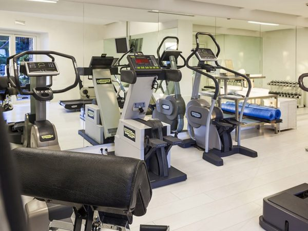 Mezzatorre Hotel and Spa Gym