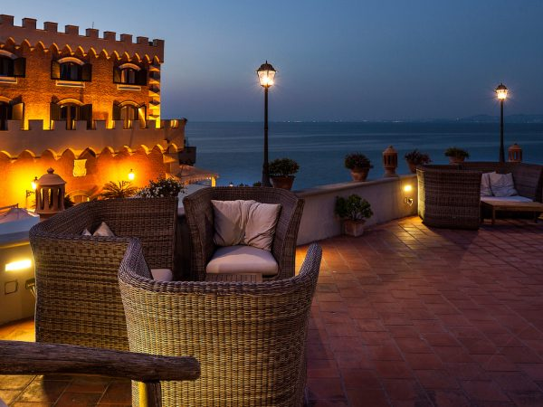 Mezzatorre Hotel and Spa La Baia