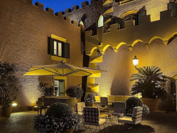 Mezzatorre Hotel and Spa Night View