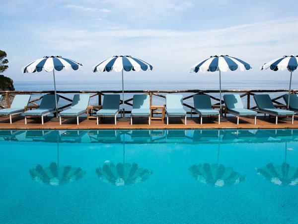 Mezzatorre Hotel and Spa Ouydoor Pool