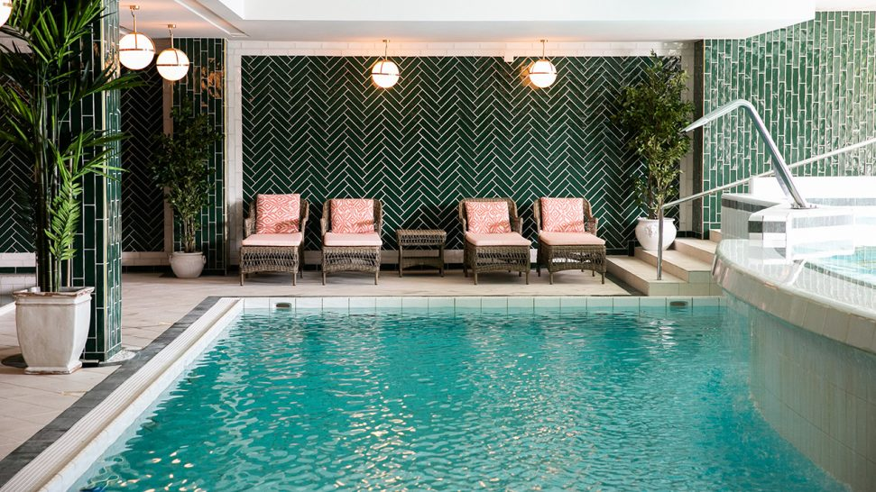 Mezzatorre Hotel and Spa Pool