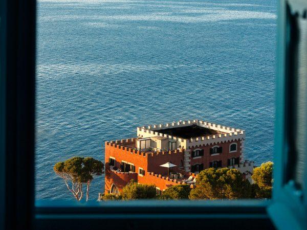 Mezzatorre Hotel and Spa Sea View
