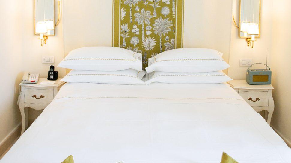 Mezzatorre Hotel and Spa Single Room