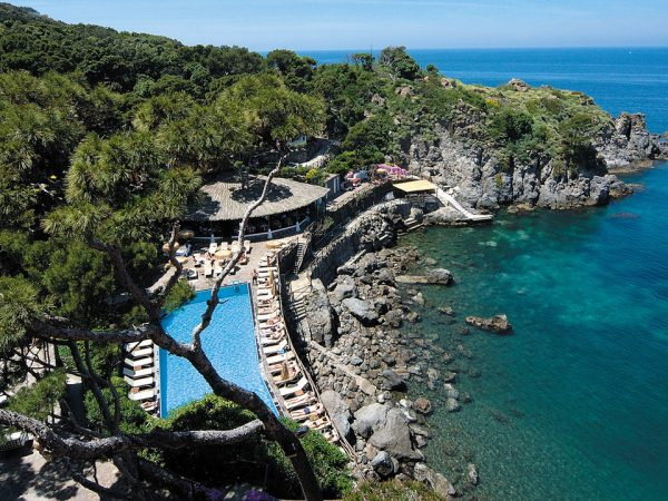 Mezzatorre Hotel and Spa Top View