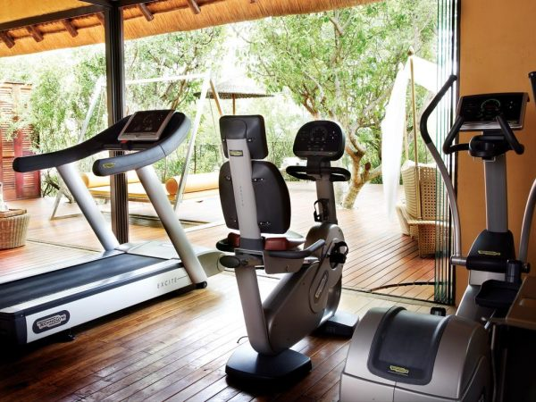 Molori Safari Lodge Fitness Centre