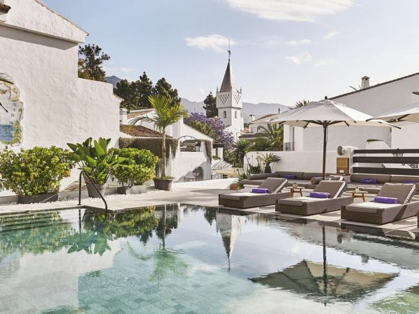 Nobu Hotel Marbella Outdoor Pool