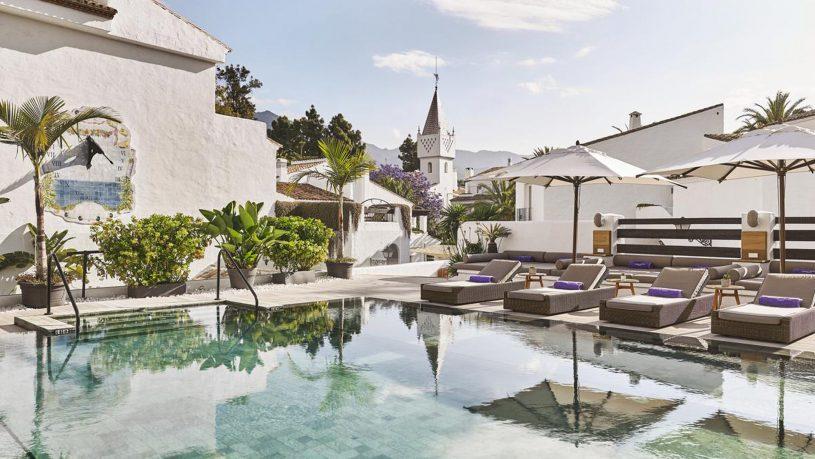 Nobu Hotel Marbella Outdoor Pool