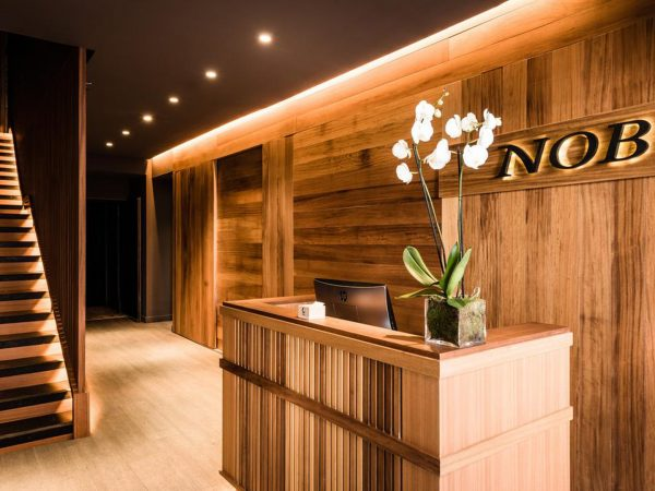 Nobu Hotel Marbella Reception