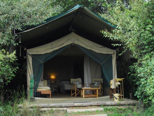 Rekero Camp Exterior