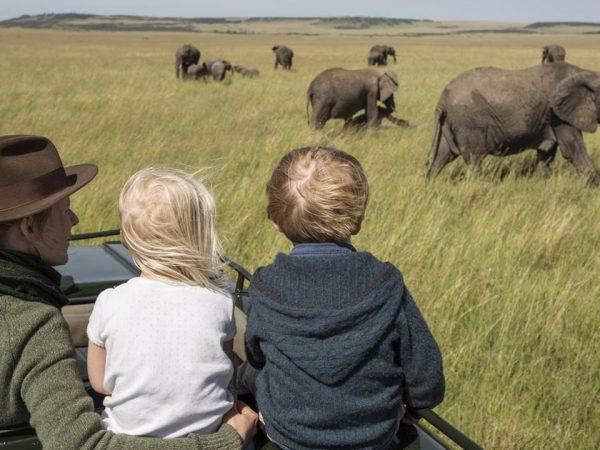 Rekero Camp Family Safaris