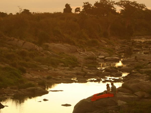 Rekero Camp Sunset View