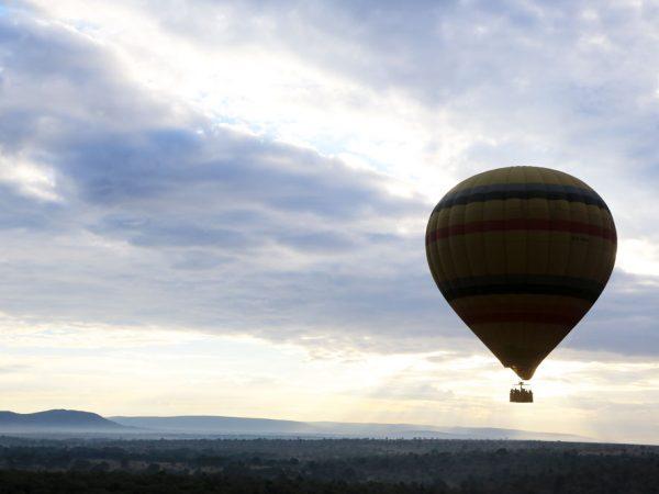 Richard's River Camp Balloon