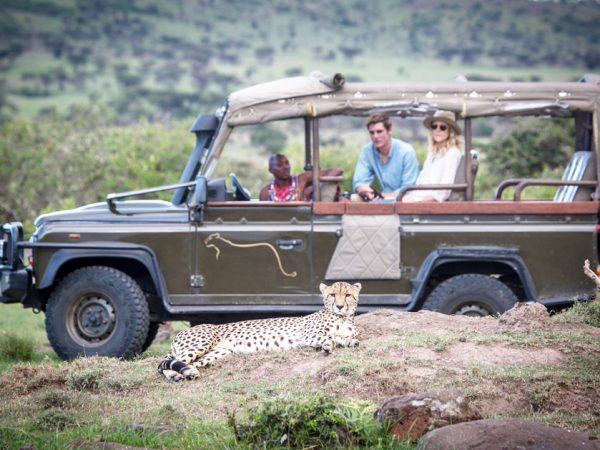 Richard's River Camp Game Drive