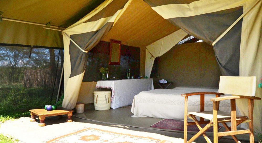Richard's River Camp Guide Tent