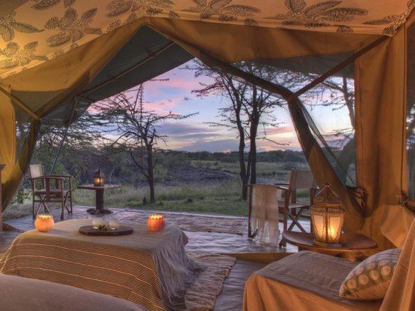 Richard's River Camp Luxury Tent